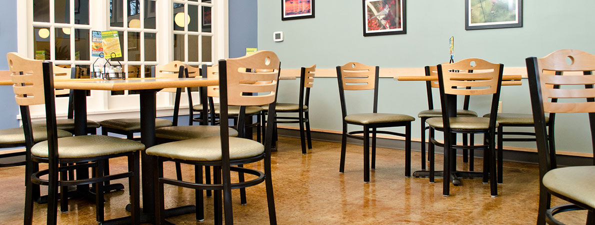 WELCOME TO. Lancaster Table And Seating