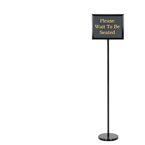 Restaurant Signs Lancaster Table Seating - Restaurant table signs